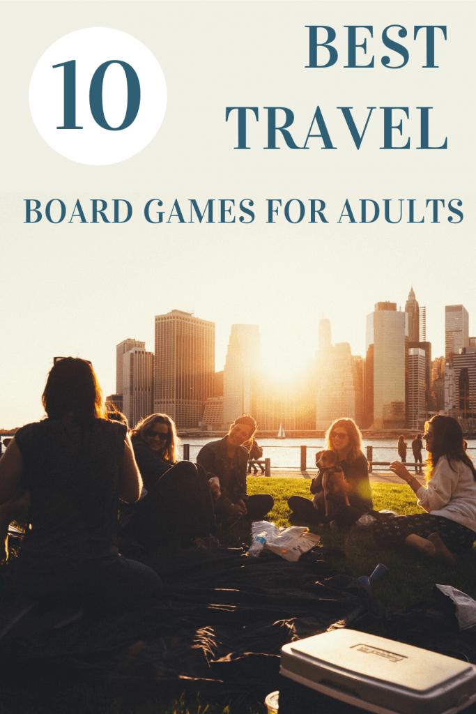 best travel board games