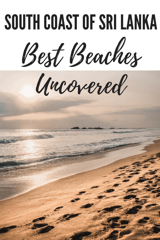 sri lanka best beaches uncovered