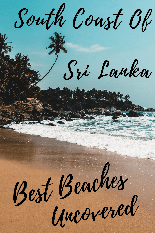 south coast of sri lanka