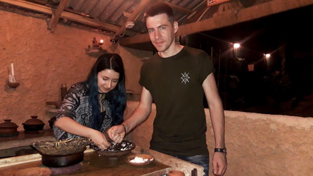 cooking class kandy