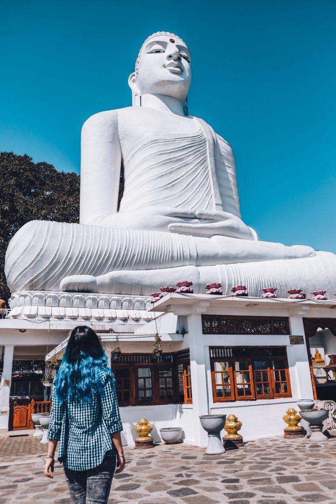 kandy bahirawakanda temple