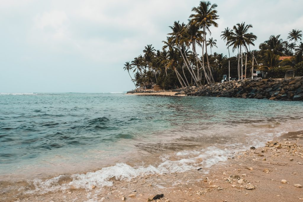 Madiha Beach Sri Lanka