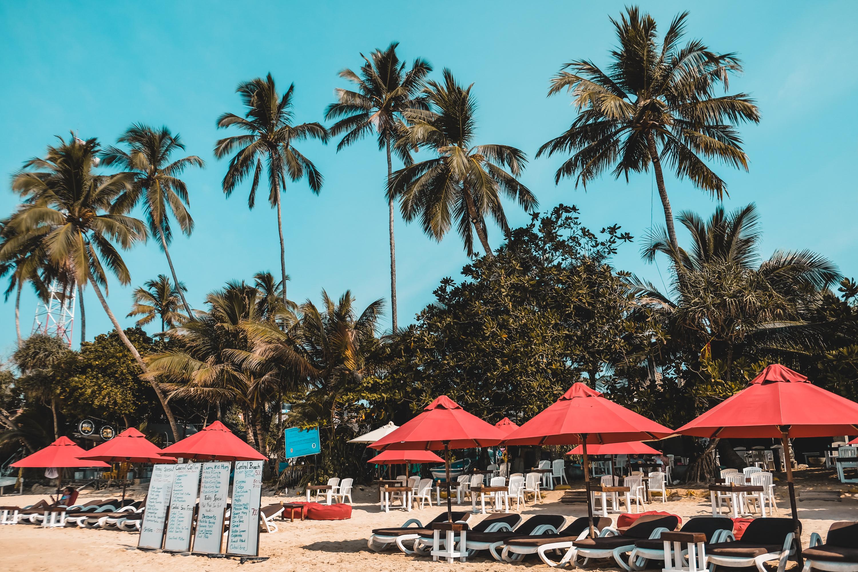 mirissa beach south sri lanka