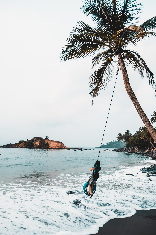 rope swing in sri lanka