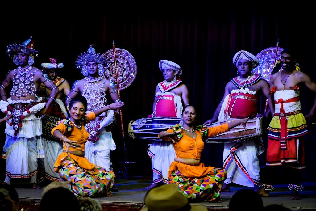 sri lanka kandy dance show