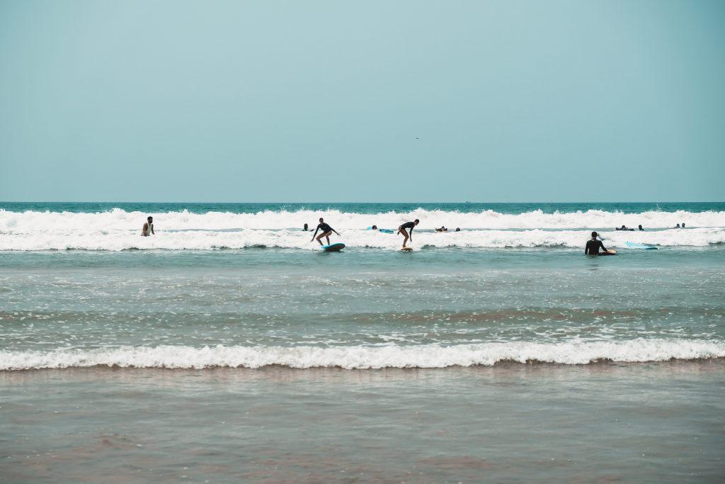 surfing in southern sri lanka