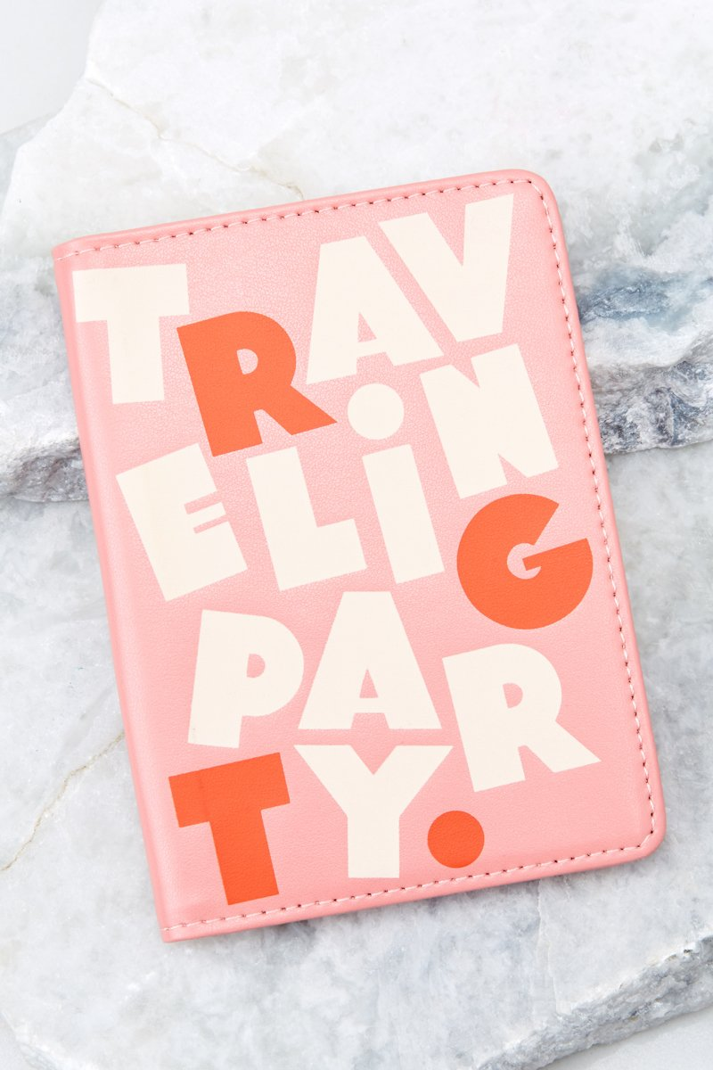 traveling party passport holder