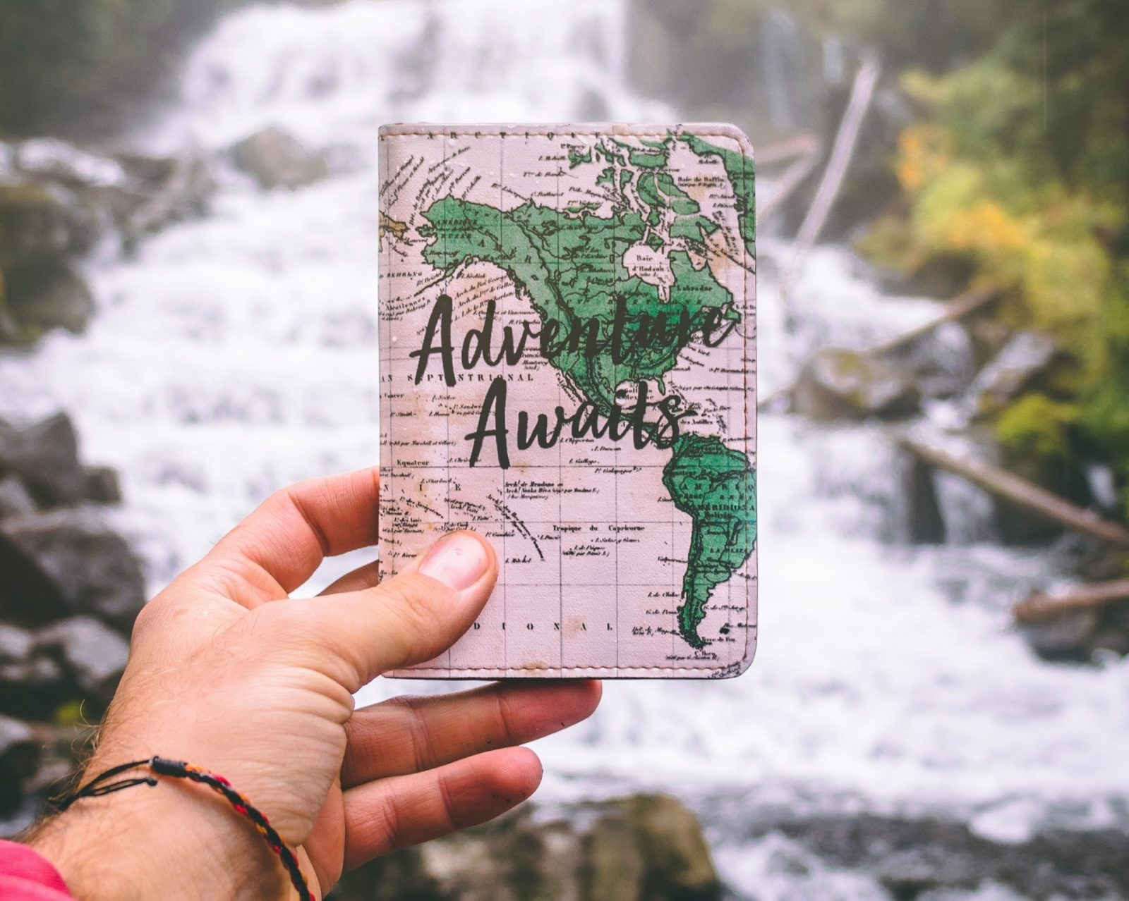cute passport cover for travelers