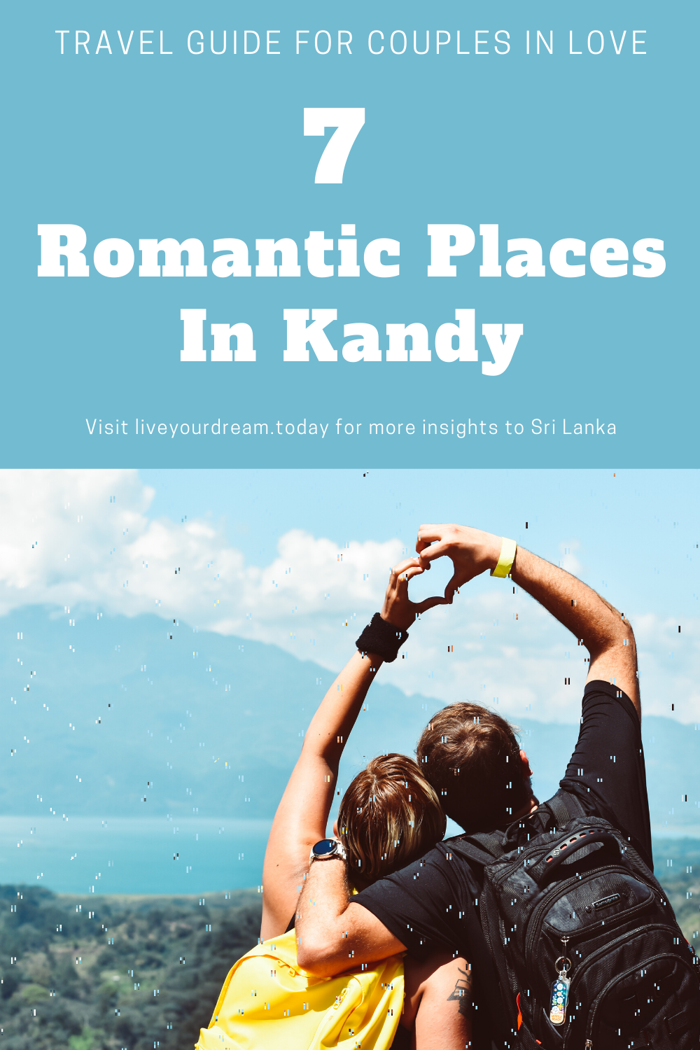 best places for romantic getaway in kandy sri lanka