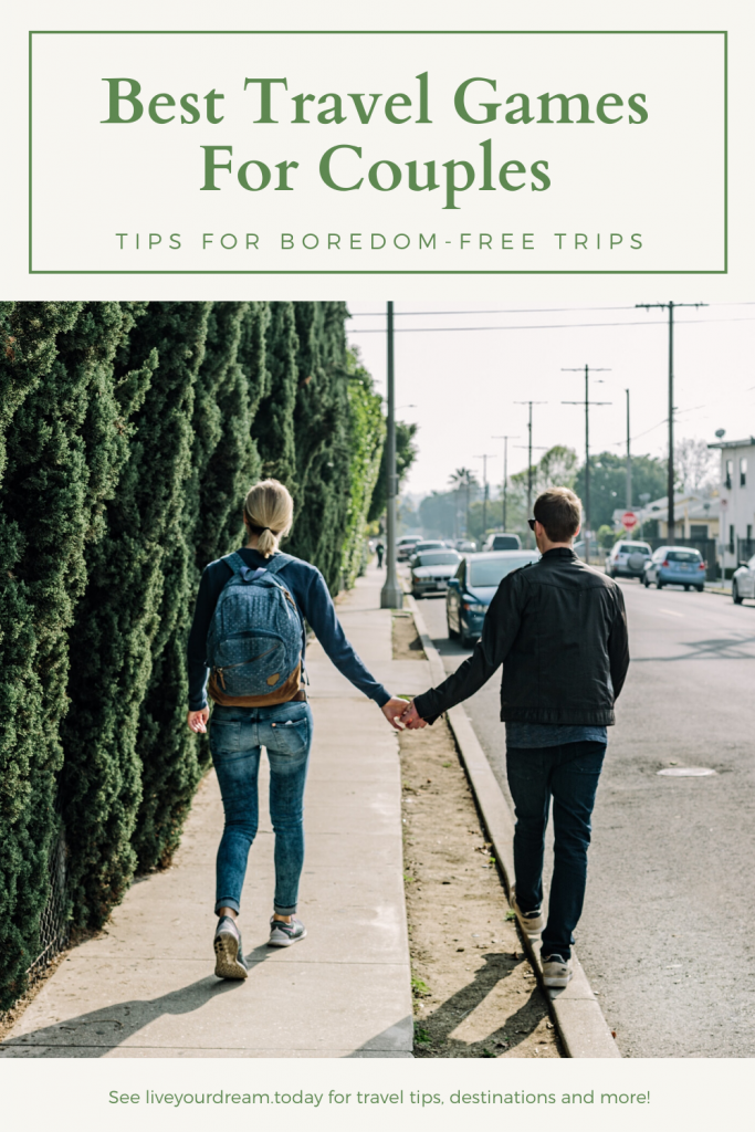 best games for couples on the road