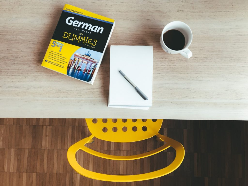 learning languages at home