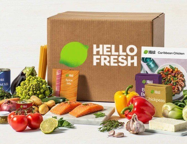hello fresh meal kit delivery for busy people