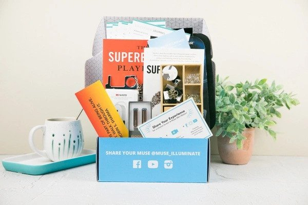 SUCCESS CRATE SUBSCRIPTION BOX for entrepreneurs