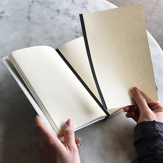 magnetic notebook is a cool tool for a new business owner