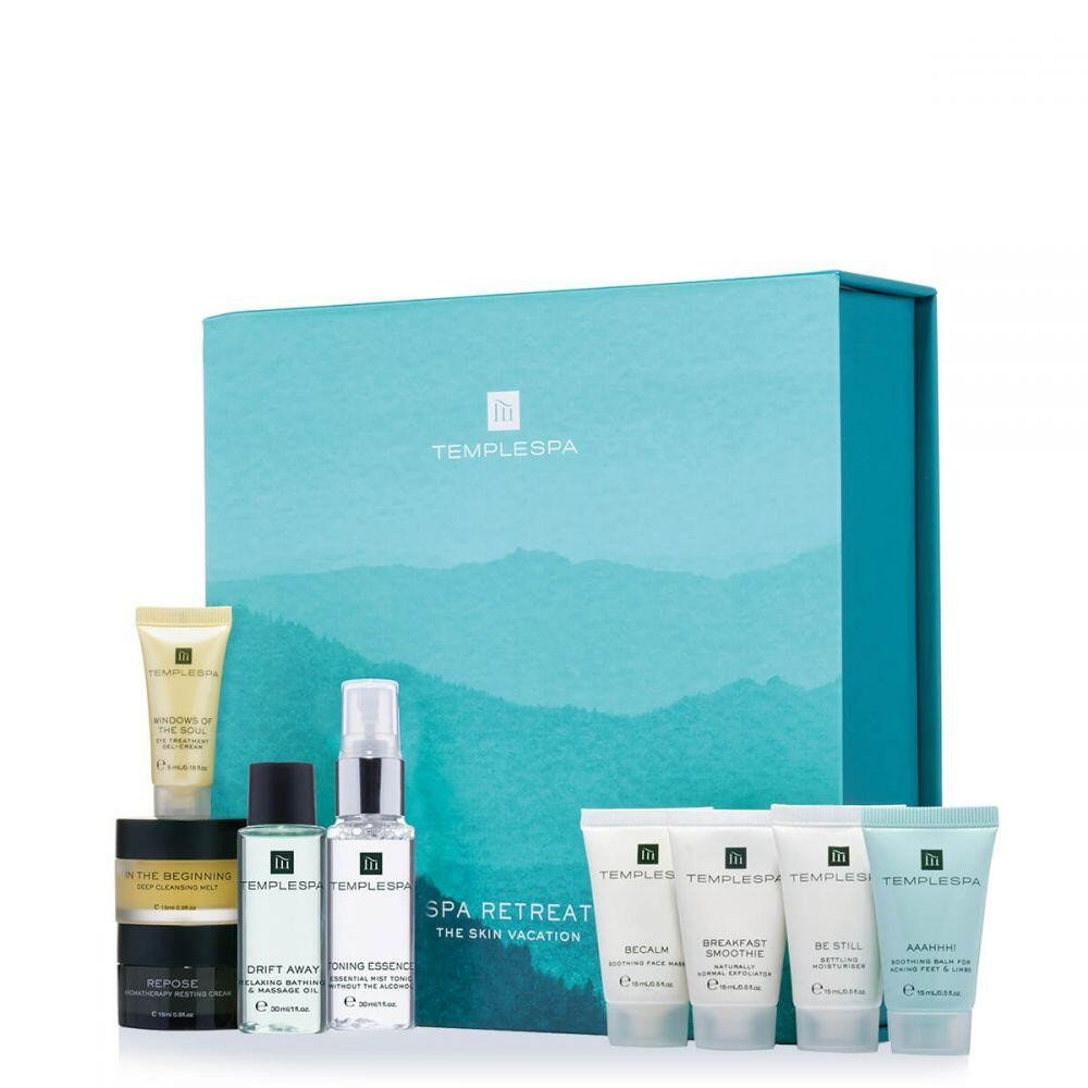 spa relaxation gift kit