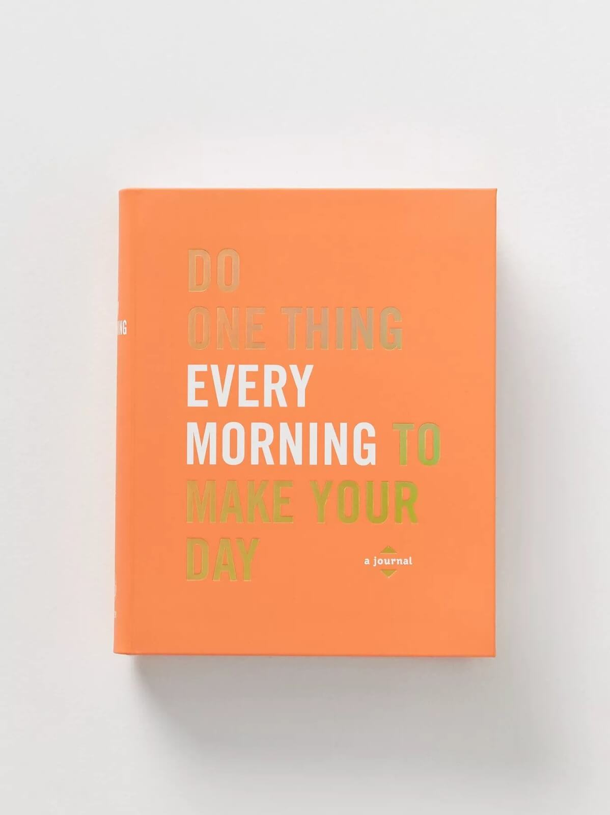 every morning mindfulness journal