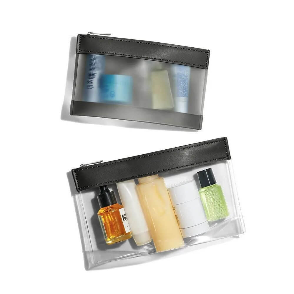 stylish toiletry bag for a business woman